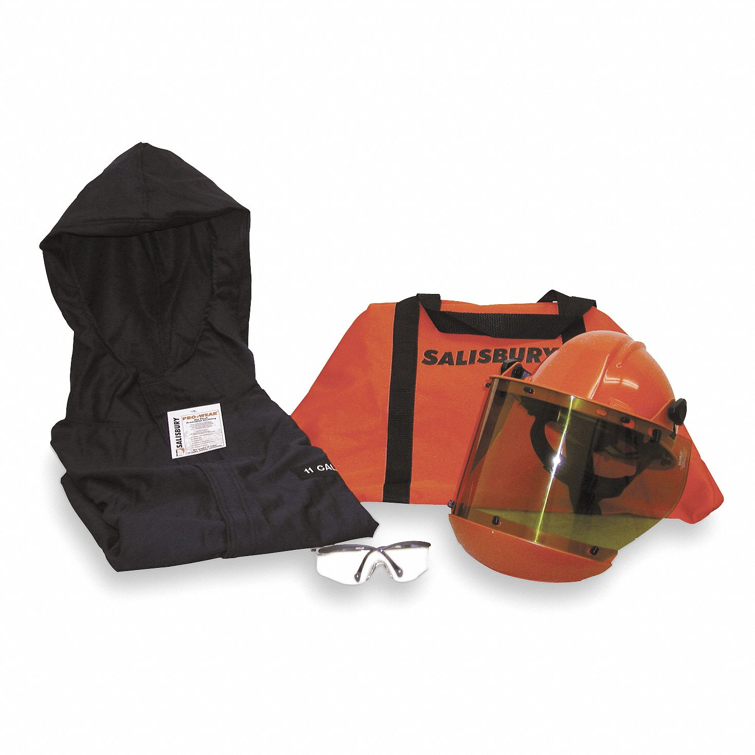 Arc Flash and Flame-Resistant Clothing