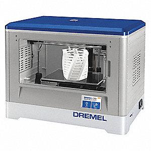 DESKTOP 3D PRINTER,1.2 A,50/60 HZ,120 V