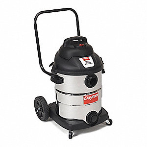 WET/DRY VACUUM CLEANER,10 GAL.,82 CFM