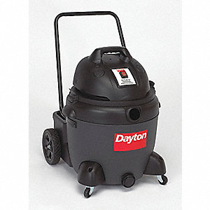 WET/DRY VACUUM CLEANER,18 GAL.,130 CFM