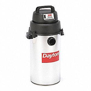WET/DRY VACUUM CLEANER,8 GAL.,80 CFM