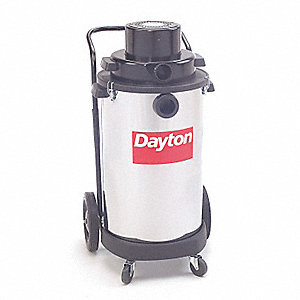 WET/DRY VACUUM CLEANER,20 GAL.,100 CFM