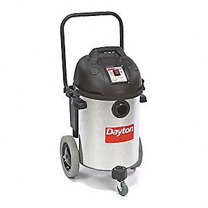 WET/DRY VACUUM CLEANER,10 GAL.,90 CFM