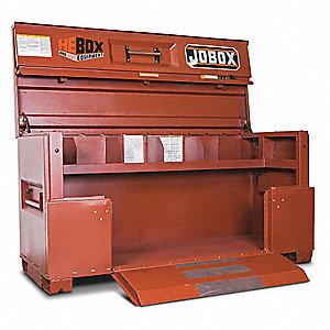 JOBOX,HD EQUIPMENT BOX,70LX31WX38IN H