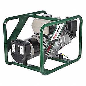 PORTABLE GAS GENERATOR,3.1 L,4.8HP,2500W