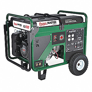 PORTABLE GAS GENERATOR,26 L,13 HP,6500 W