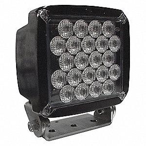 WORK LAMP,LED,FLOOD,TYCO,5000 LUM