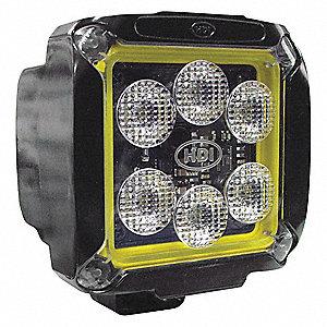 WORK LAMP,LED,FLOOD,DEUT,1500-3000 LUM