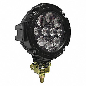 WORK LAMP,LED,HYBRID,2500 LUM,SWIVEL