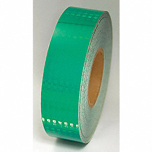 TAPE,GREEN,150 FT. L X 2 IN. W