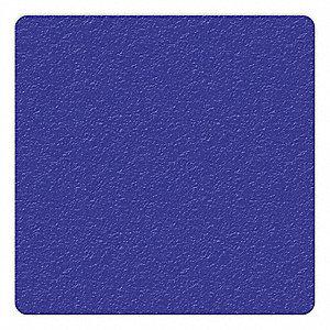 MARKER,BLUE,6IN L X 6IN W,SQUARE,PK25