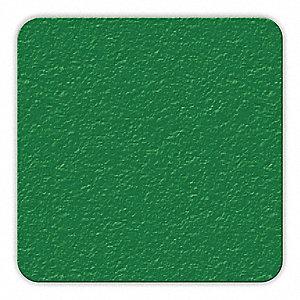 MARKER,GREEN,3IN L X 3IN W,SQUARE,PK25