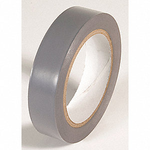 AISLE TAPE,GRAY,108 FT. L X 1 IN. W