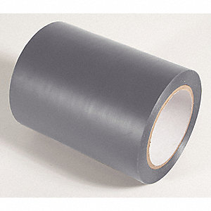 AISLE TAPE,GRAY,108 FT. L X 6 IN. W