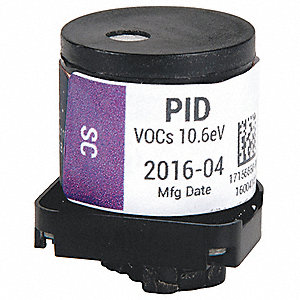 Replacement Sensor, 0 to 2000 ppm