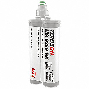 ADHESIVE MS 9399 BLACK ELASTIC 400 ML