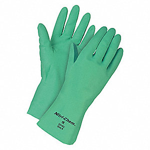 GLOVE,GREEN,L 13IN,NITRILE,XS
