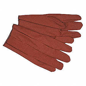 GLOVE,WHITE/RUSSET,SLIP ON,XL