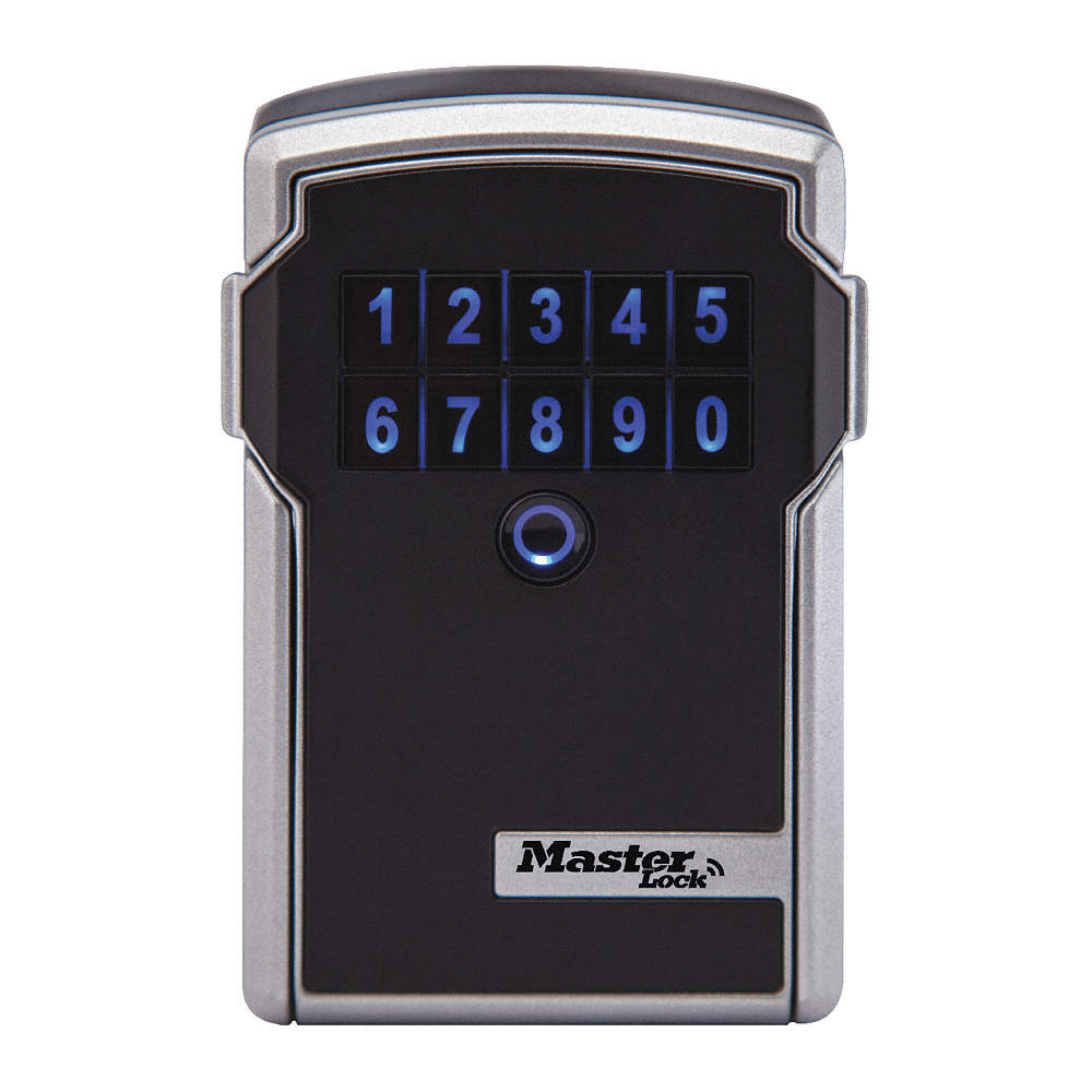 MASTER LOCK LOCK BOX,METAL,WALL MOUNT,3-1/4