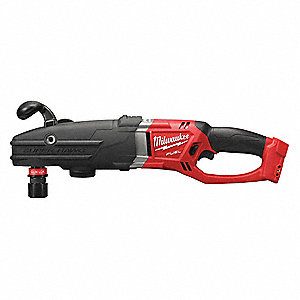 RIGHT ANGLE DRILL,13.5 LBS.,24 IN.L
