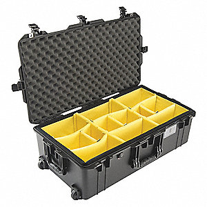 PROTECTIVE CASE,BLACK,32.58L X 18.40W IN