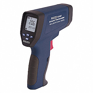 INFRARED THERMOMETER,-50 - 1100 C