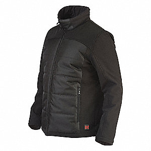 HYBRID JACKET,42-44IN CHEST,BLACK,L