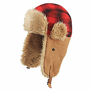 TD AVIATOR BUFFALO/DUCK,RED,L