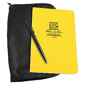 NOTEBOOK,4-1/4 X 7-1/4 IN.,FIELD FLEX