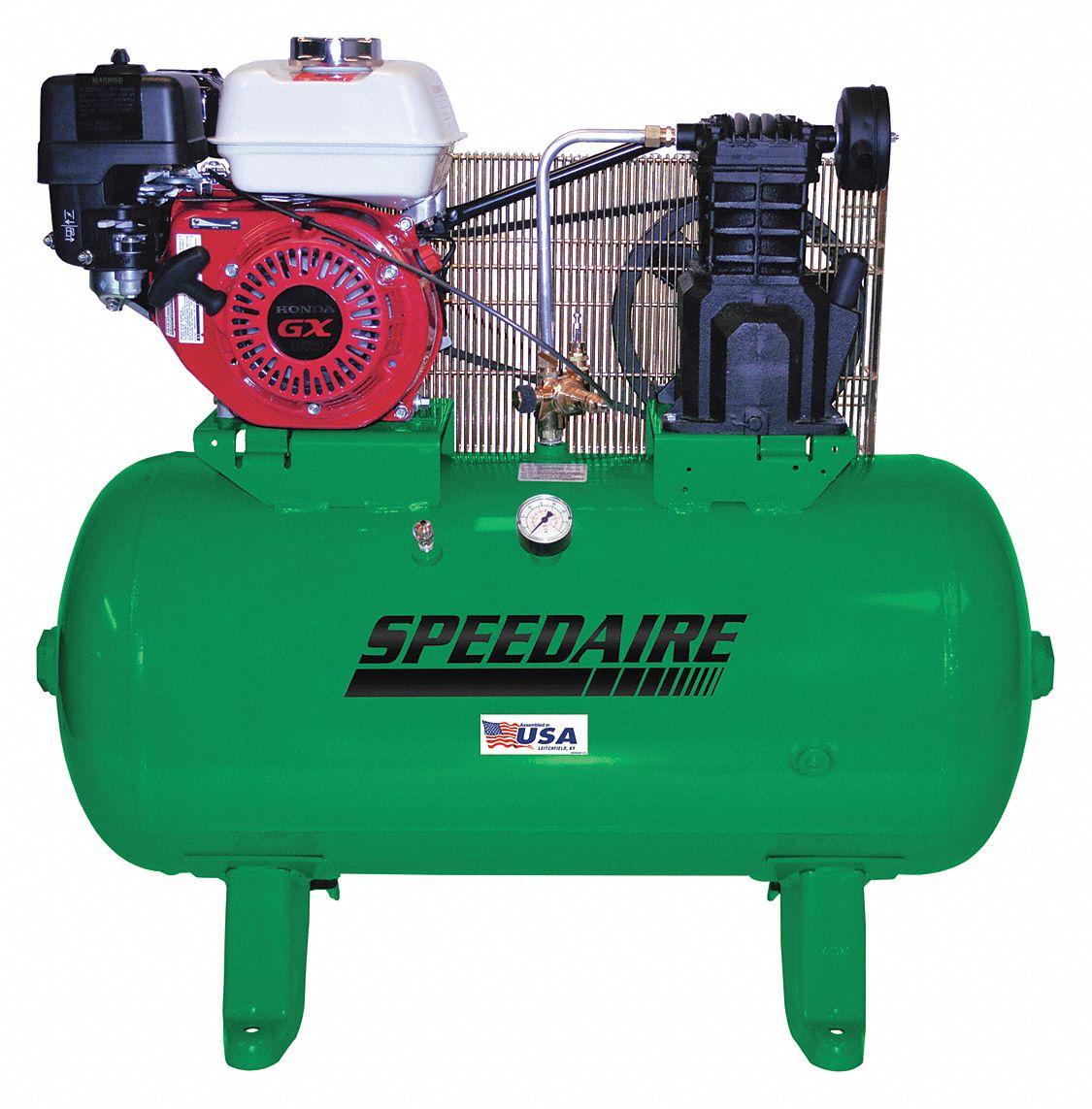 Piston, 5 5 Stationary Air Compressor, 30 gal