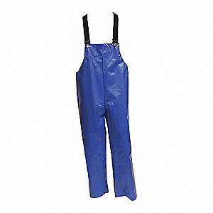 OVERALL,LARGE,BLUE,UNISEX,NYLON,BUCKLES