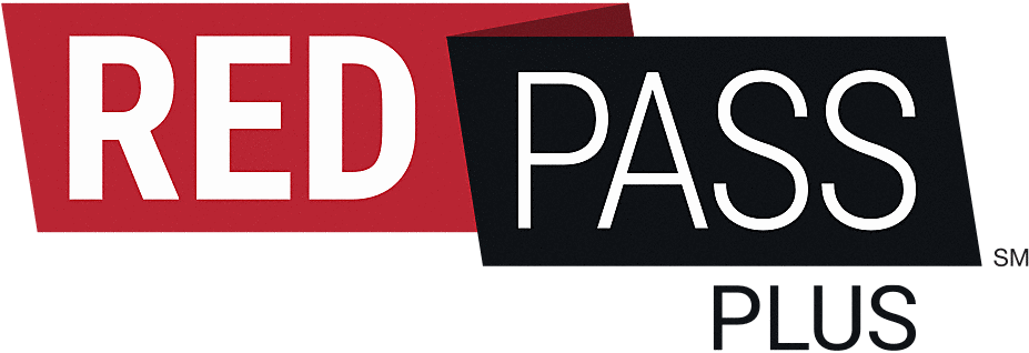 Red Pass℠ Plus Logo