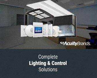 Complete Lighting & Control Solutions